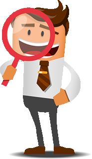 Personagem do Portal da Transparência